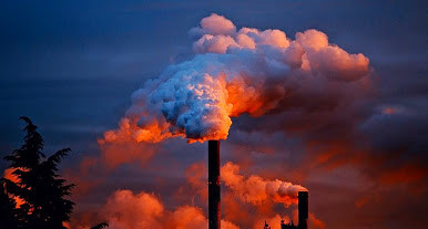 Air Pollution Article | Pro Oxygen | Albuquerque