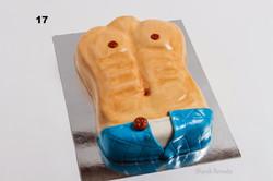 торт на дівочий вечір