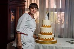 Весільні торти на замовлення Ужгород