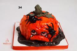 торт тиква