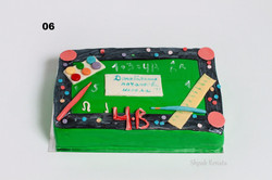 шкільний торт