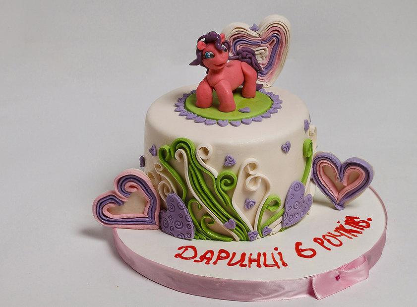 Дитячі торти на замовлення