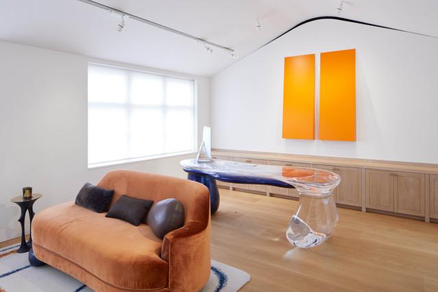Untitled Estructura (Orange), 2007/2016