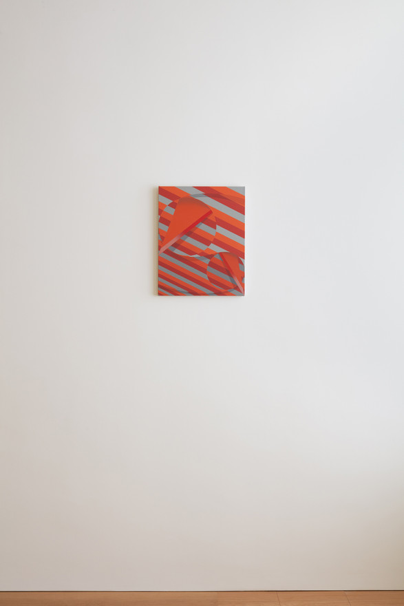 Tomma Abts, Opke, 2015