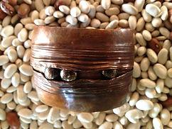 Copper Cuff --$240