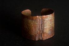 Copper Cuff   $140