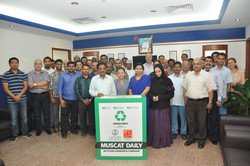 Paper Recycle Campaign