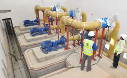 Sohar Port Water Network