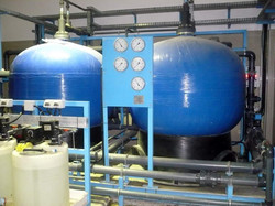 Desalination Plant - Wadi Marir