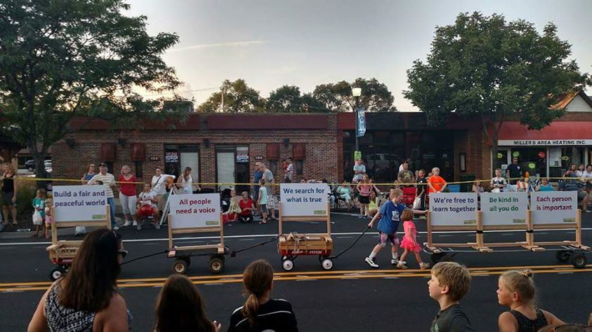 Grayslake Parade 2015