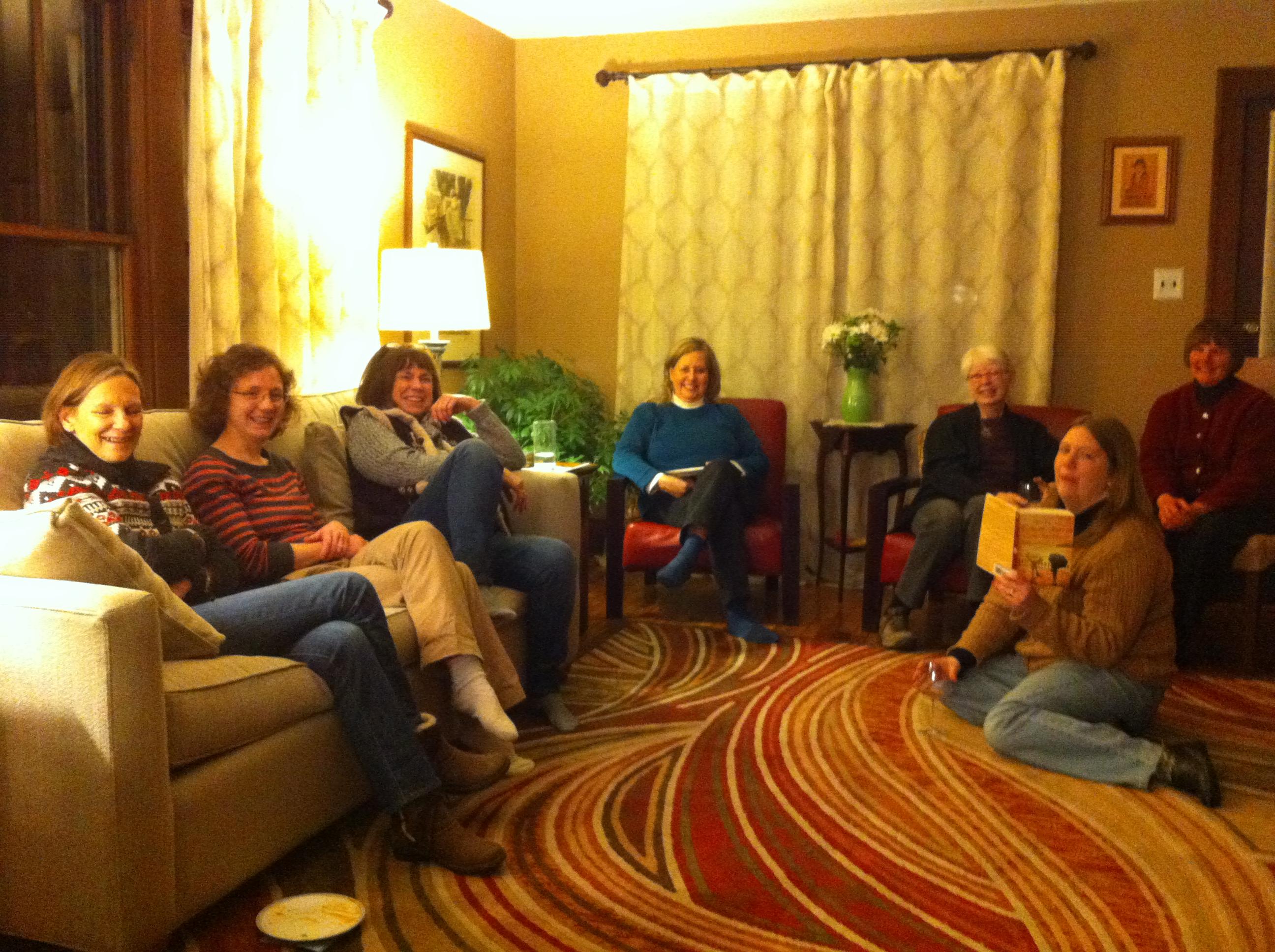 Book Club 2014