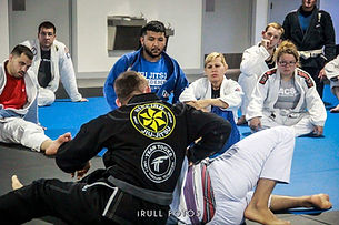 Professor Travis Tooke seminar at Team Tooke HQ