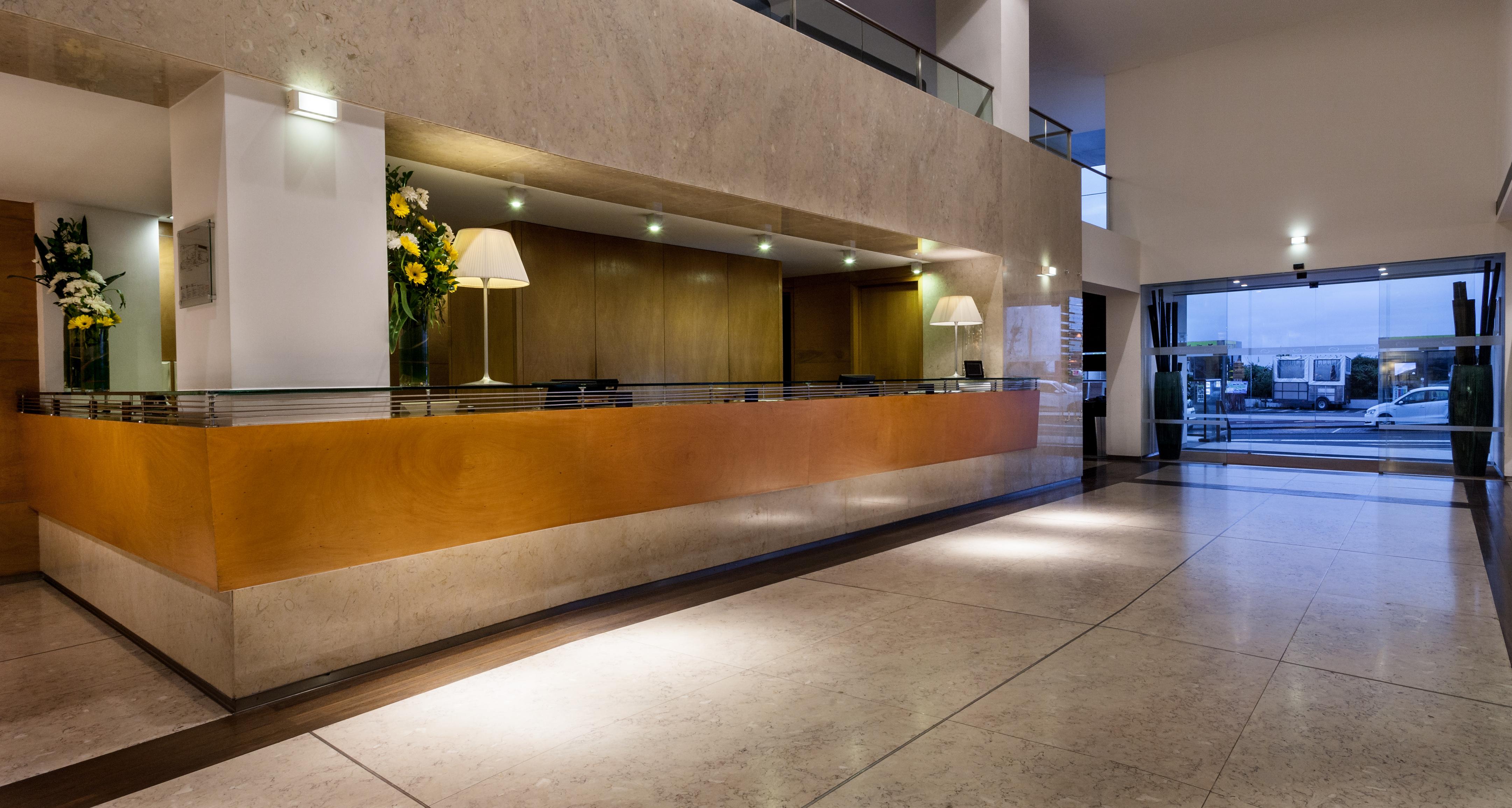 Hotel Marina Atlântico - Recepção