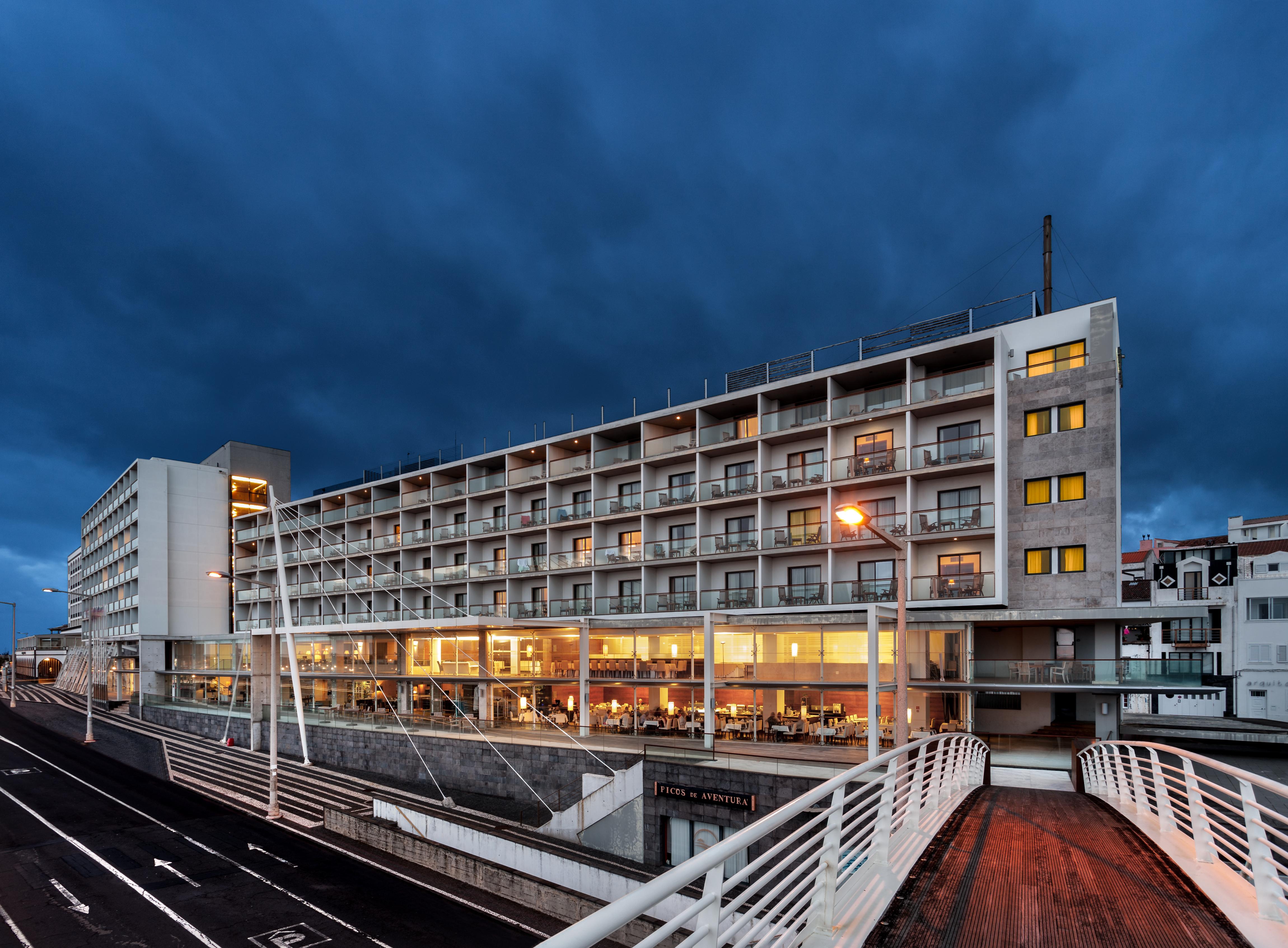 Hotel Marina Atlântico - Exterior