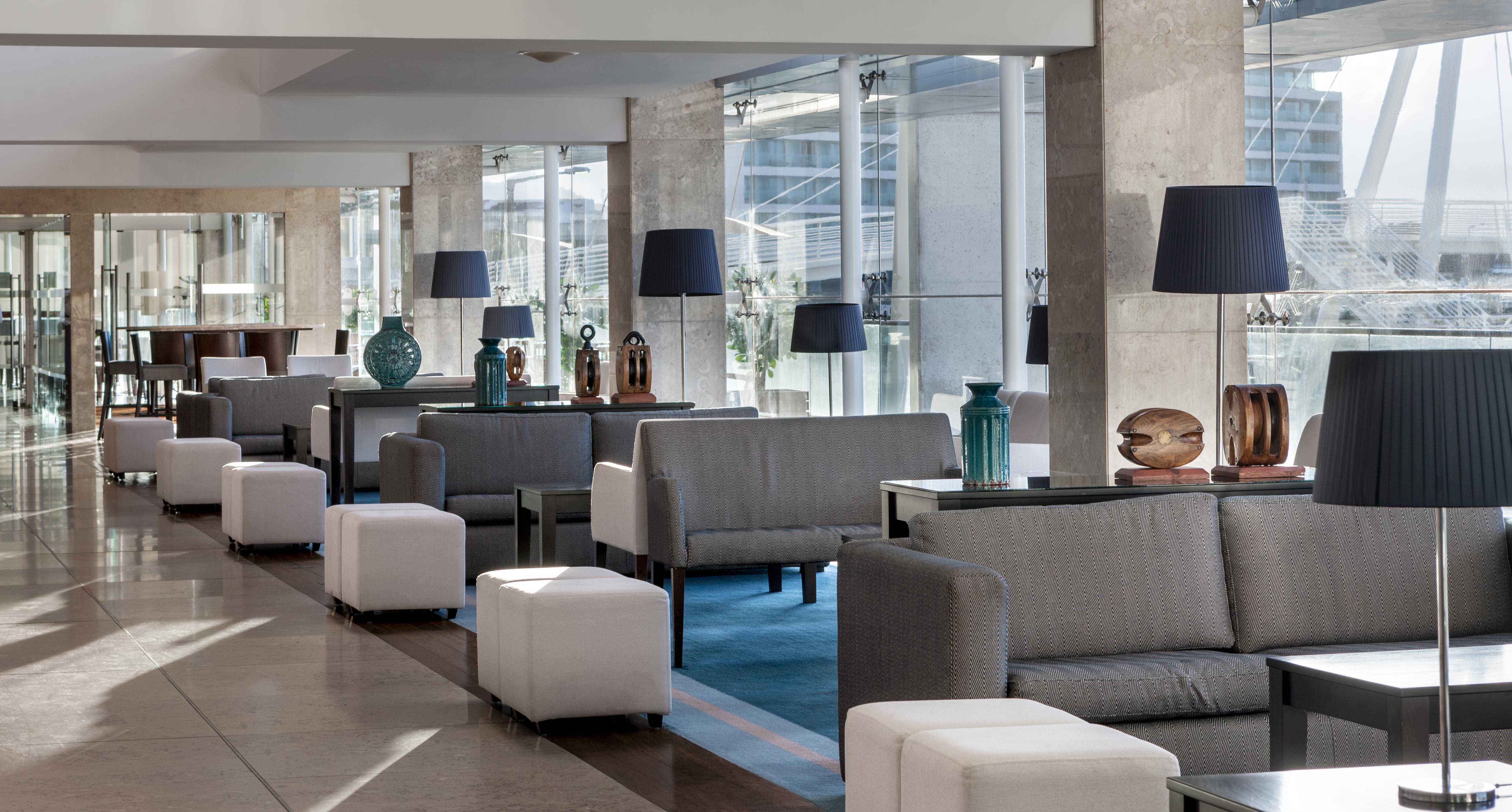 Hotel Marina Atlântico - Lobby