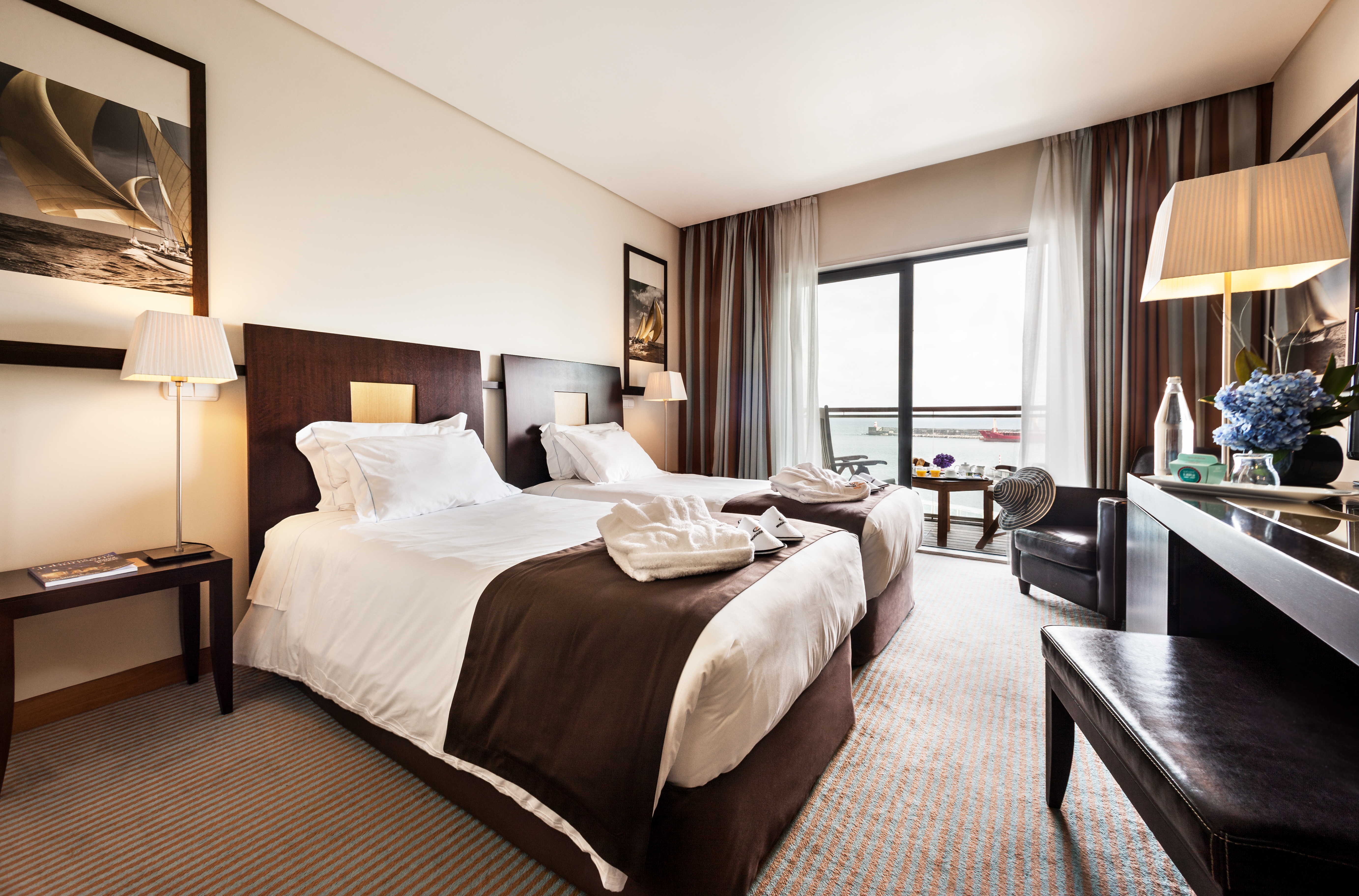 Hotel Marina Atlântico - Ocean View Twin
