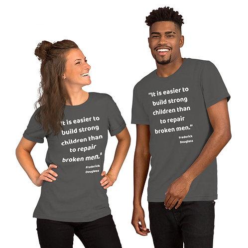 Build up children Short-Sleeve Unisex T-Shirt