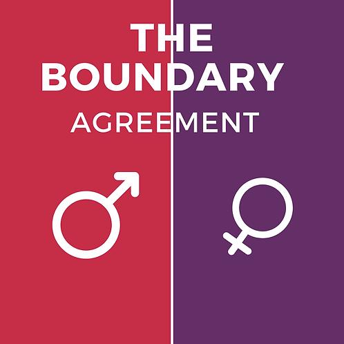 Boundary Agreement
