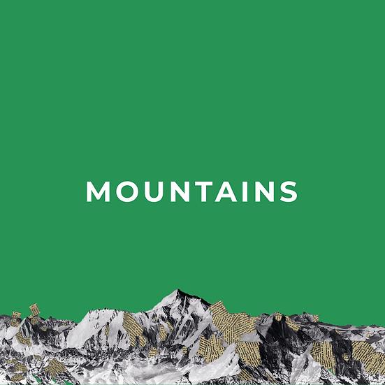 MOUNTAINS - Javier Subatin