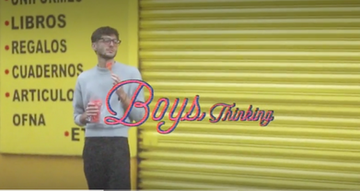 Boys Thinking - Fashion Photography and Art Direction by Mar The Bratz (formerly known as Martin Cantos)