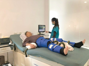 原本的喘和胸悶 經過EECP體外反搏療程都獲得改善 連氣色也變好了