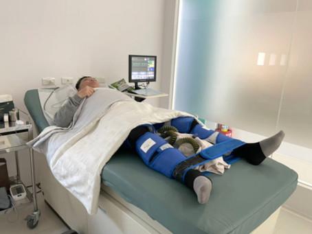 EECP體外反搏治療 - 長期的疲勞導致心悸,經過療程這些問題都得到改善
