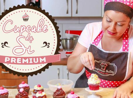 Curso  Completo de Cupcake - Iniciante ao Premium
