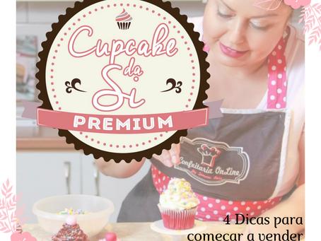 4 Formas de Vender Cupcakes - para iniciantes