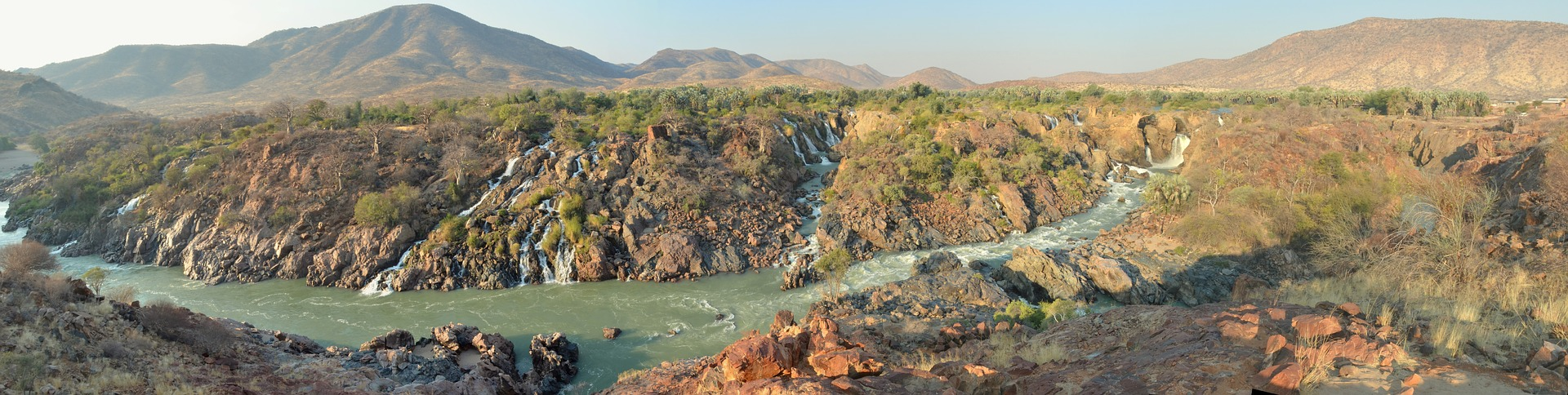 Epupa Wasserfälle
