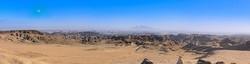 Mondlandschaft bei Swakopmund