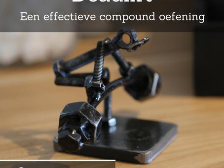 De Deadlift - Een effectieve compound oefening