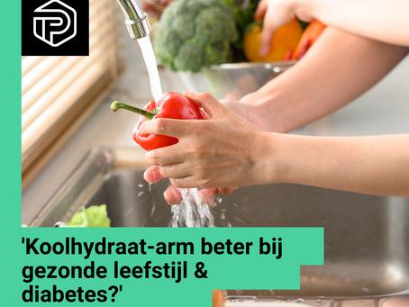 Koolhydraat-arm vs Vitamines