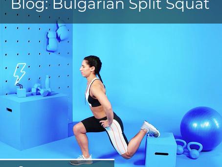 Zo voer je de Bulgarian split squat perfect uit