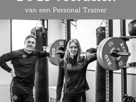 De 15 voordelen van een personal trainer