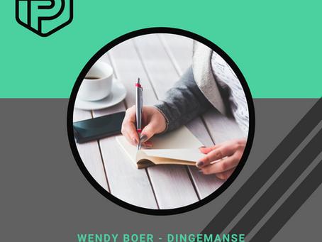 Recensie Wendy Boer-Dingemanse