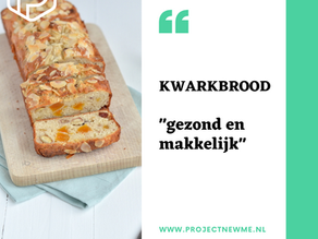 Kwarkbrood recept: gezond en makkelijk