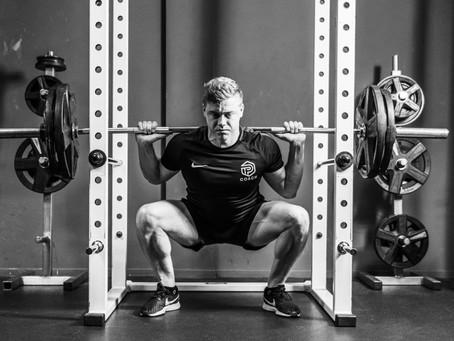 Wees niet bang om voor lul te staan in de gym