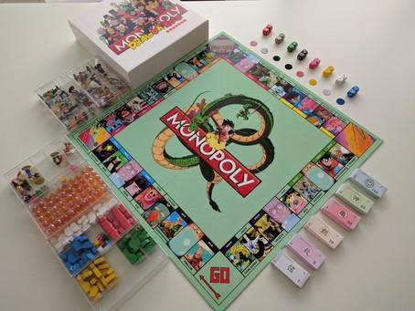 Dragon Ball Monopoly is ready!