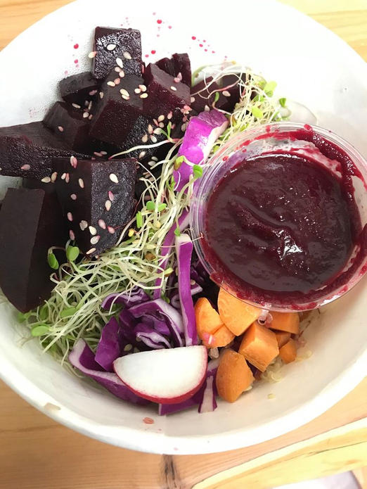 We've Got the Beet Bowl
