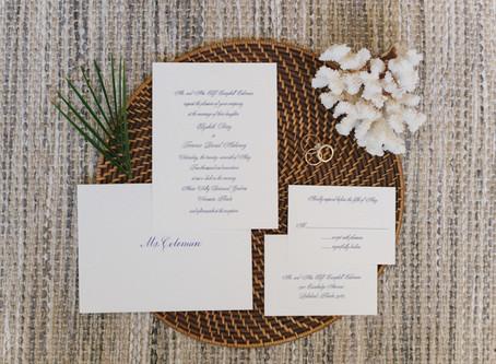 Marie Selby Gardens Wedding in Sarasota, FL