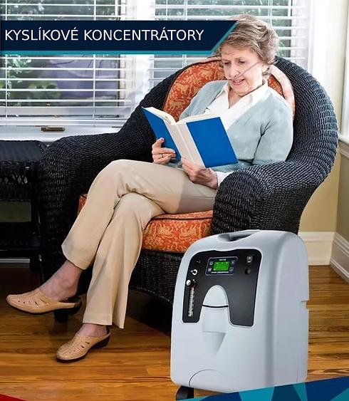 oxigenoterapie_kyslíkový_koncentrátor_O2
