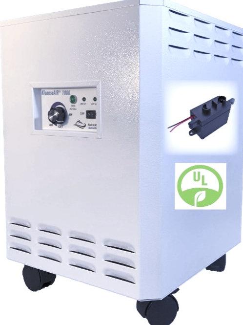 KleanseAIR 1000N with Bi-Polar Ionization Built-In
