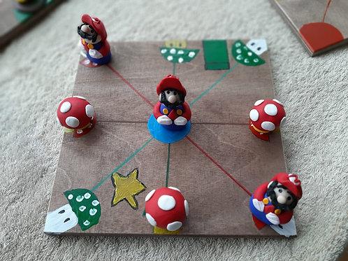"""Juego de 3 en Raya """"Mario Bross"""""""