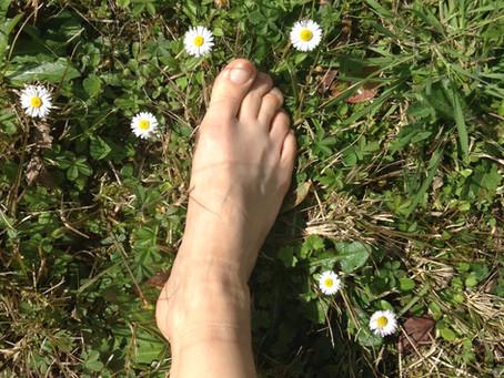 Les auto-massages des pieds