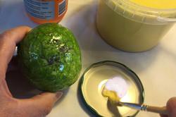 Reparation af glasur