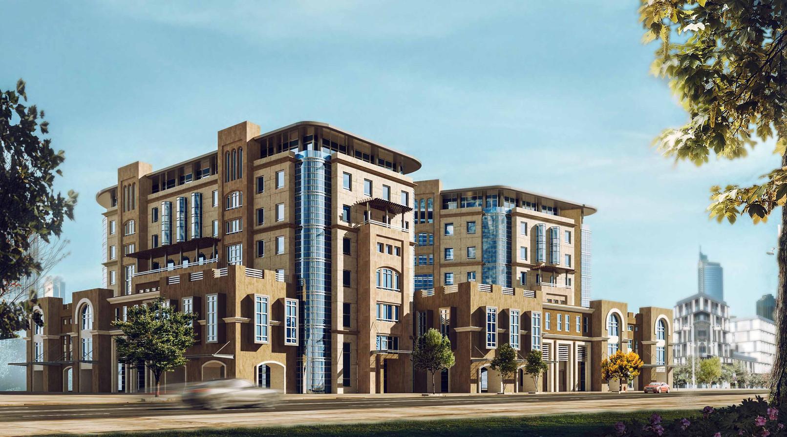 DUBAI HEALTHCARE CITY HOTEL