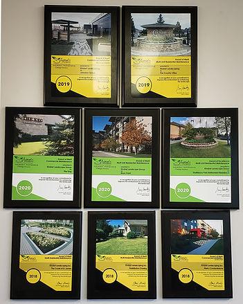 Landscape Awards