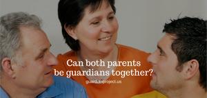 florida parents as co-guardians