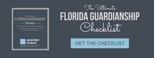 Florida guardianship checklist