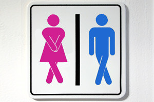 Urinary incontinence isn't a normal part of aging